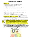 HOW TO WRITE AN ESSAY (MLA, IN TEXT  CITATIONS, BODY PARAGRAPHS, ETC)