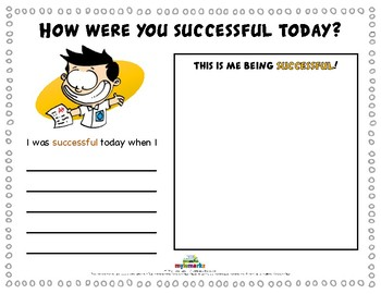 HOW WERE YOU SUCCESSFUL TODAY?