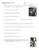 """H.P. Lovecraft's """"The Colour out of Space"""" Reading guide"""