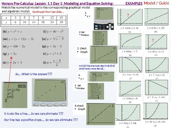 HPC: CU 1A: 1.1 Day 1: Modeling and Equation Solving