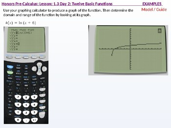HPC: CU 1A: 1.3 Day 2: twelve basic functions