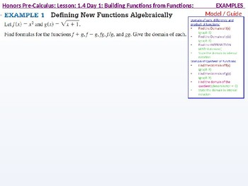 HPC: CU 1A: 1.4 Day 1: Building Functions from Functions