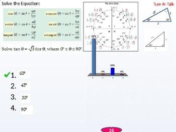 HPC: CU 5: 4.2 Day 2: Trigonometric Functions of Acute Angles
