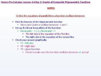 HPC: CU 6: 4.6 Day 2: graphs of Composite Trigonometric Functions