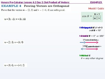 HPC: CU 8: 6.2 Day 2: Dot Product of Vectors