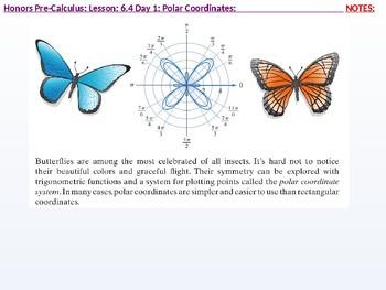 HPC: CU 9: 6.4 Day 1 : Polar Coordinates