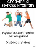 HPE Fitness Unit Assignment