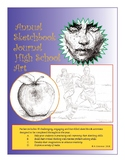 HS Art - Annual Sketchbook Journal Packet