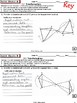POINT REFLECTION (HS Geometry Curriculum Tasks / warm-ups - Unit 20)