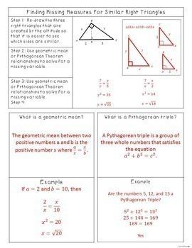 High School Math Bundle - Algebra 1, Geometry, Algebra 2 INB & Scaffolded Notes