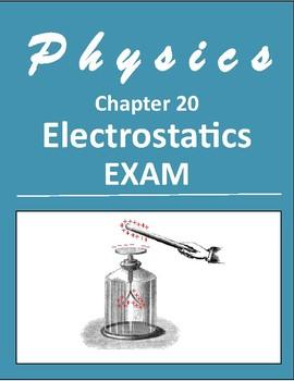 HS Physics Electrostatics Exam