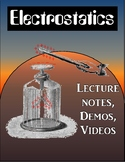 HS Physics Electrostatics Lecture Notes