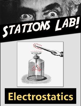 HS Physics Electrostatics Stations Lab