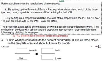 HS [Remedial] Algebra 1A Sampler: (textbook-less course)-34 pgs