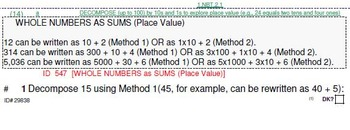 HS [Remedial] Pre-Algebra A UNIT 2: PLACE VALUE (4 workshe