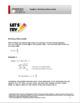 HSA-APR.D.6 Algebra: Dividing Polynomials