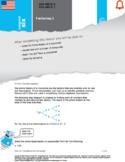 HSA: Polynomials & Factoring: L6: Factoring 1  HSA.REI.B.4&5