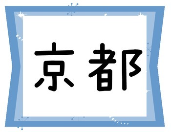 HSC Beginners Japanese Kanji flashcards - receptive use