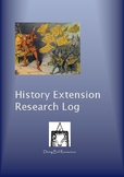 HSC History Extension Research Log