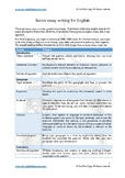 HSC Standard English Module B: Truman Show Sample Essay an
