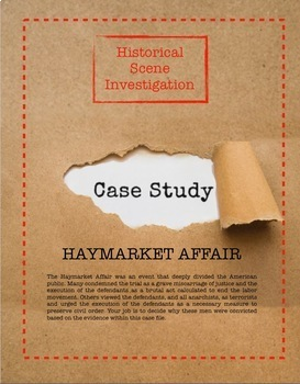 HSI: Haymarket Affair