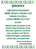 High School Life Science Biology- Genetics