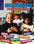 Math Puzzles and Games Gr. 5-6