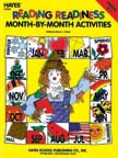 Reading Readiness Month by Month Activities