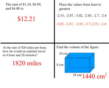HSPT MATH Problem of the Day PDF