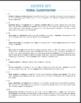 HSPT Verbal Classification Practice