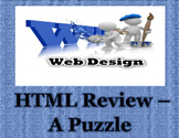 HTML Review With Puzzles