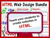 HTML Website Design Project Bundle