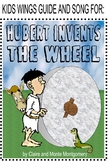HUBERT INVENTS THE WHEEL!  Funny Science Fiction by Claire & Monte Montgomery