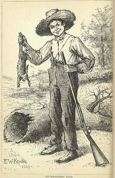 HUCKLEBERRY FINN PACK! (FUN SEARCHES, TESTS, COMMON CORE, ON SALE)