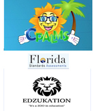 HUGE 5th Florida FSA Bundle Math Reading/LA SC SS Study Gu