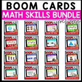 HUGE BUNDLE of Math BOOM™ cards {set one and two} distance