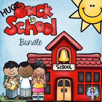 HUGE Back to School Bundle