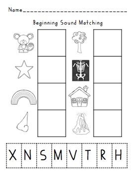 HUGE Beginning Sounds Pack