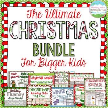 HUGE Christmas Bundle