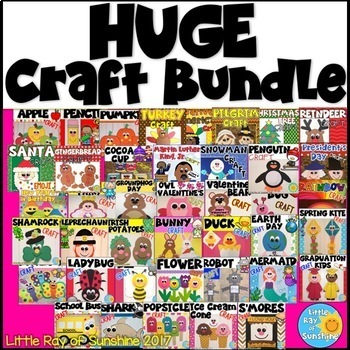 HUGE Craft Bundle