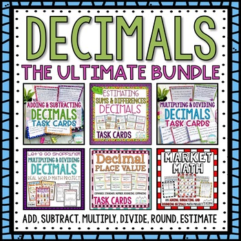how to divide and get decimals