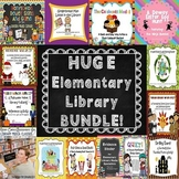 HUGE Elementary Library Product BUNDLE!