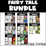 Fairy Tale BUNDLE Finger Puppets, Retelling, Writing Prompts