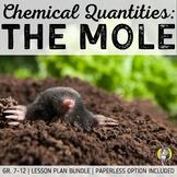 Lesson Plan Bundle: The Mole, % Composition, Empirical and Molecular Formulas