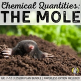 Lesson Plan Bundle: The Mole, % Composition, Empirical and Molecular Formulas