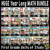 HUGE Math Year-Long Bundle