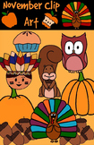 HUGE November Clips (Thanksgiving/Fall)