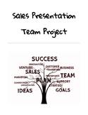 Product Development, Promotion, & Sales Entrepreneurship 2 Week Project
