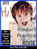 HUGE Product Practice Book