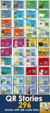 HUGE QR Code Bundle #1 - 296 stories! *K-2 Listening Centers